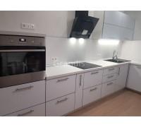 ГИЗЕЛА - кухня с вентиляционным коробом (размер 1,9 метра)