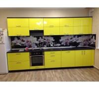 КАТРИН - кухня по одной стене (размер 3,4 метра)