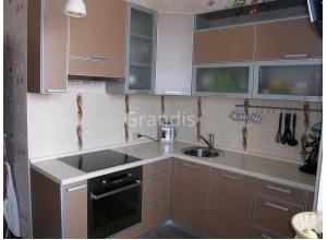 ФРИДА - кухня с вытяжкой (размер 2,4×2,2 метра)