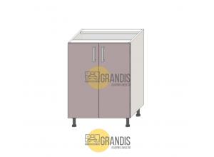 Кухонный корпус, нижний стол (1 полка)  720×1100×560 мм