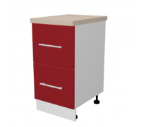 Кухонный корпус, нижний стол с 2-мя ящиками 720×1000×560 мм