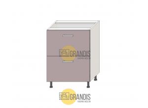 Кухонный корпус нижний стол с 2-мя ящиками 720*1000*560 мм