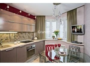 Balducci - кухня с уменьшенной глубиной на площадь 9,8 кв. м.