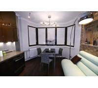 Belmondo - кухня с левым углом на площадь 11,5 кв. м.