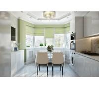 Beltrami - кухня с высокими столами на площадь 12,1 кв. м.
