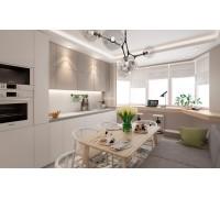 Berlusconi - кухня с плитой соло на площадь 12,2 кв. м.