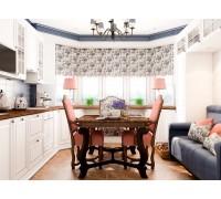 Berretti - кухня с трапециевидной мойкой на площадь 9,2 кв. м.