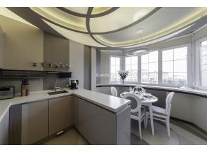 Bonelli - кухня с диваном на площадь 12,7 кв. м.