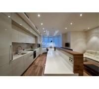 Annunziata - кухня с холодильником на площадь 10,6 кв. м.