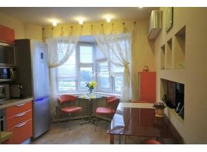 Arditi - кухня с барным столом на площадь 10,6 кв. м.
