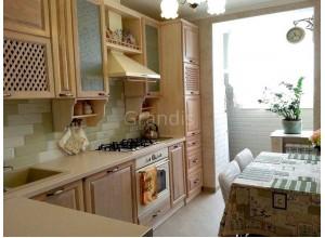АЛЛЕГРА - кухня объединенная с балконом, размер 8,6кв метра