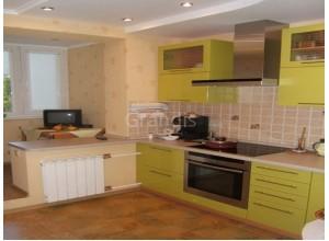 ДОМИНИКА - кухня гостиная совмещенная с балконом, размер 10,4кв метра