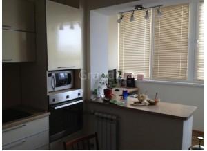 БАРТОЛОМЕО - кухня на утепленное помещение с лоджией, размер 10,6кв метра