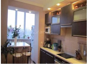 ХАННА - кухня в современном дизайне, размер 6,6кв метра
