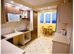 ЮРИО - кухня в панельном доме, размер 8,6кв метра