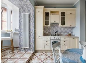 УНА - кухня в панельном доме, размер 5,3кв метра