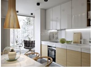 ИРМА - кухня с балконом, размер 8,1кв метра